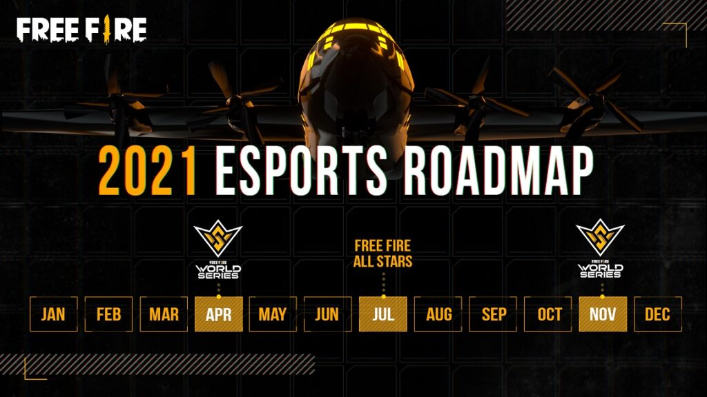 Garena unveils Free Fire's 2021 international esports roadmap 17