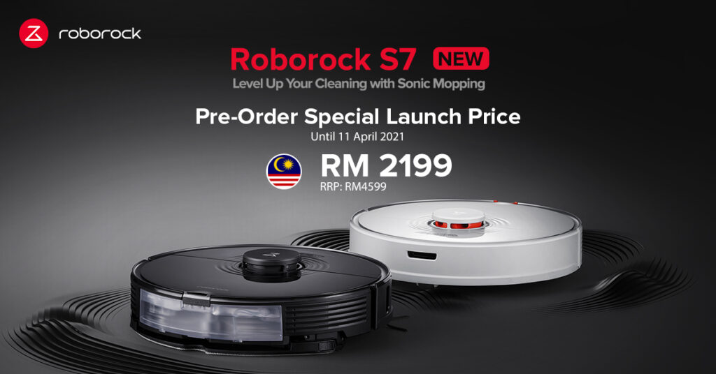 Roborock S7