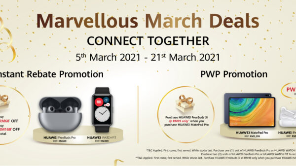 Huawei Marvelous MArch Deal