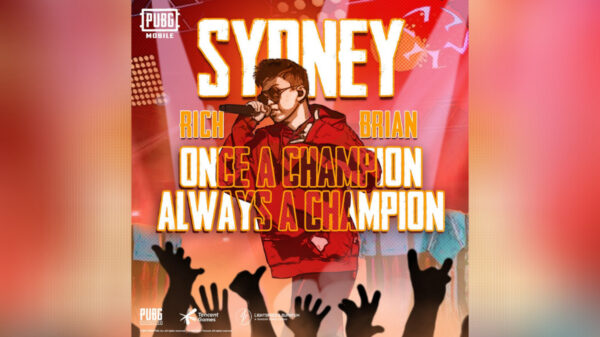 SYDNEY Official Song of PUBG Mobile PMPL 2021