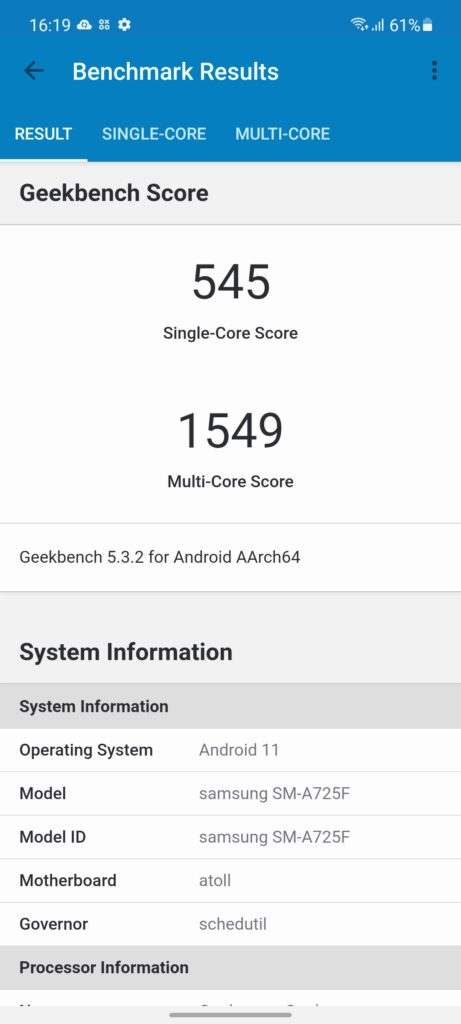 Samsung Galaxy A72 Review: Mid-Range Smartphone, Flagship Experience 14