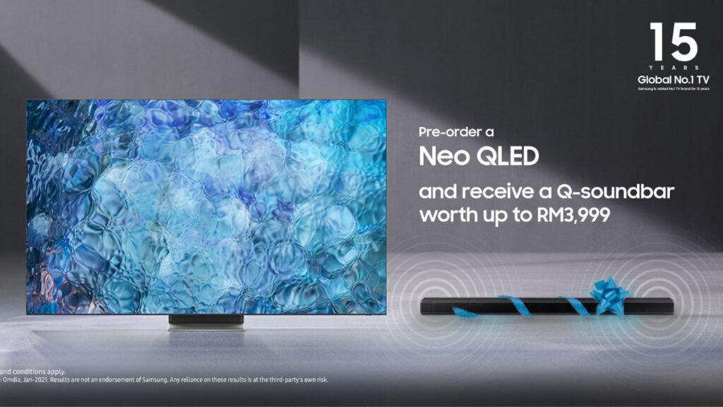 Samsung TV Lineup 2021