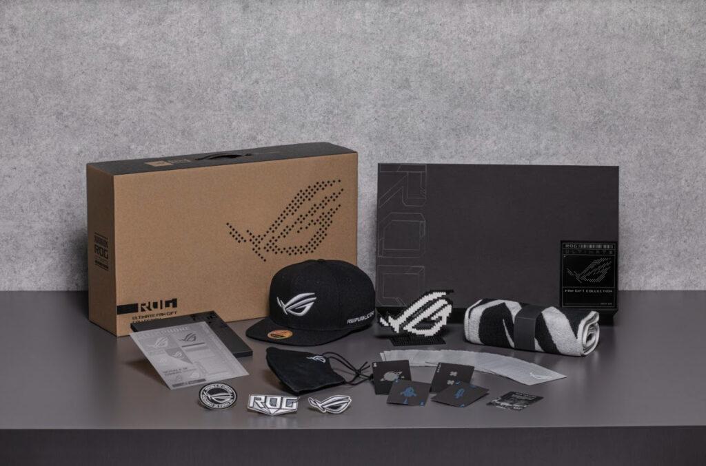 ROG Phone 5 Ultimate Fan Gift Box