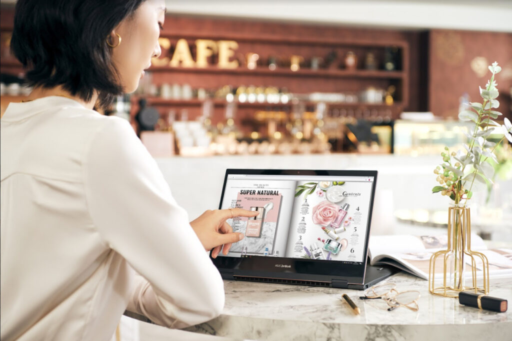 Asus ZenBook Flip S OLED