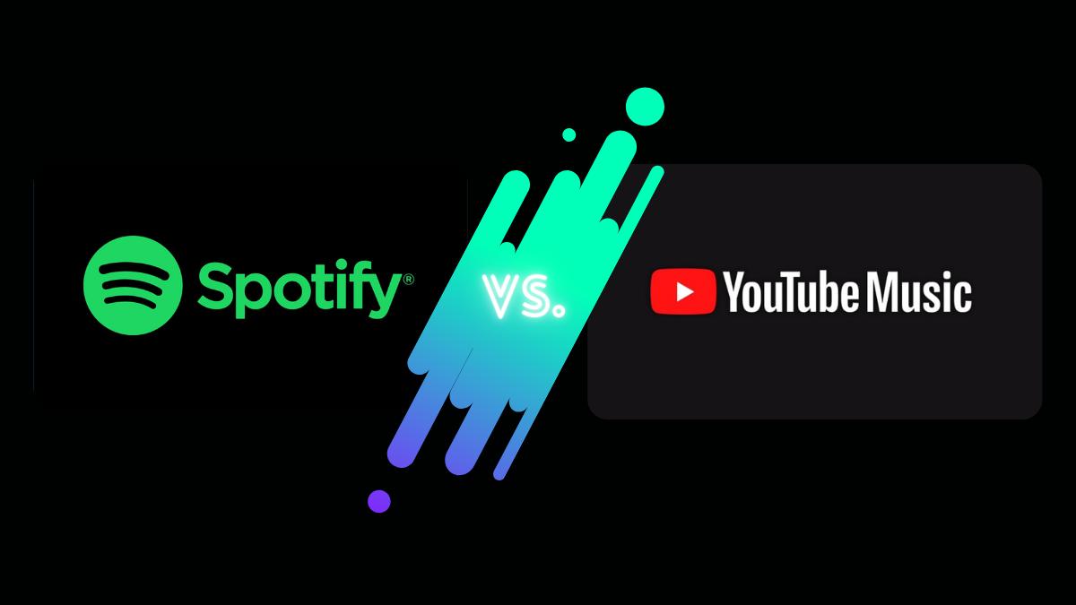 Spotify vs. YouTube Music