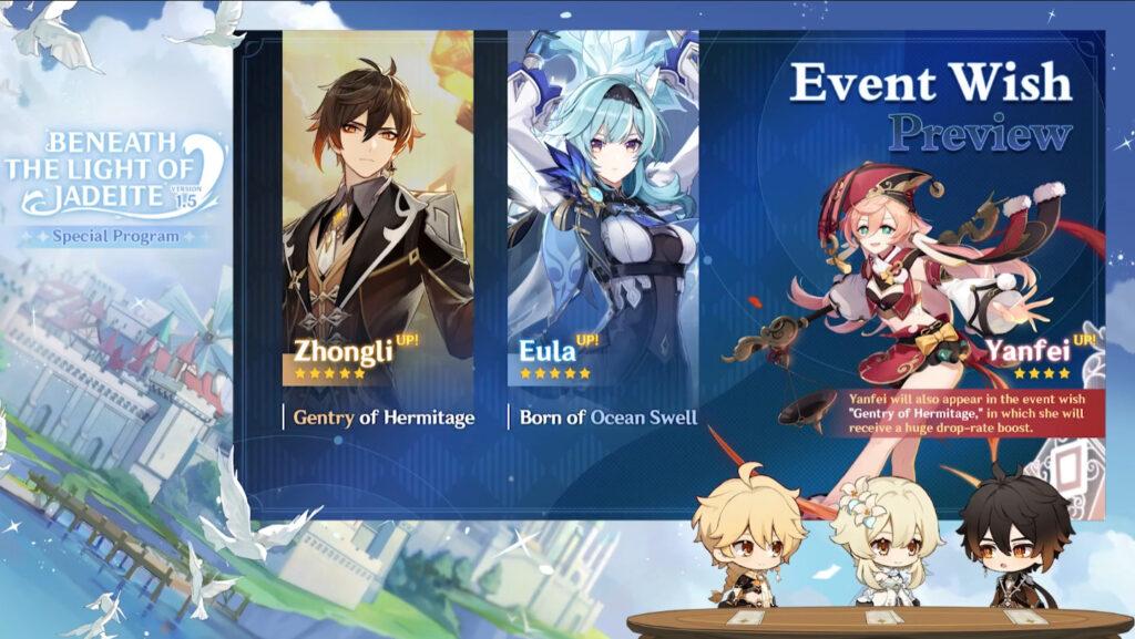Genshin Impact 1.5 Update: Zhongli, Eula, Inazuma, PS5 Version, Housing System, And More! 38