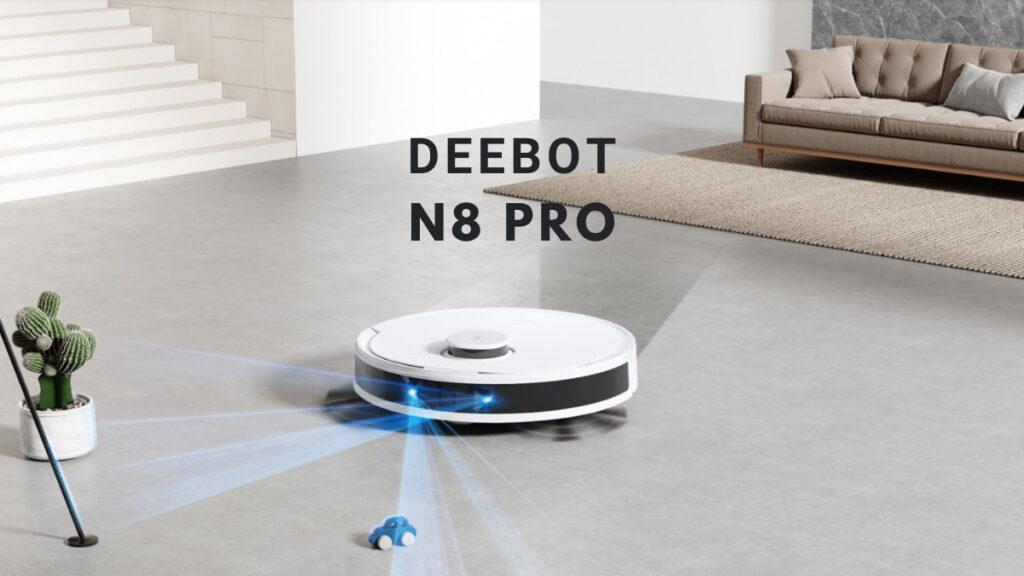 DEEBOT N8 PRO