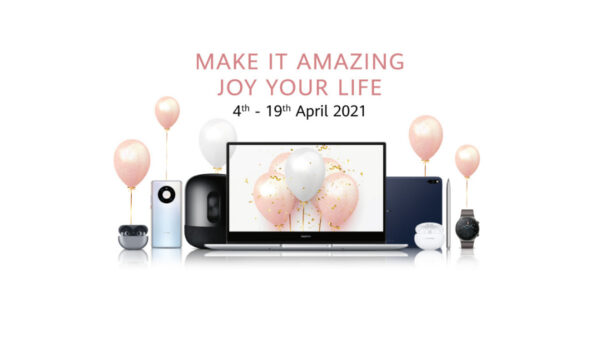 HUAWEI Make It Amazing Campaign