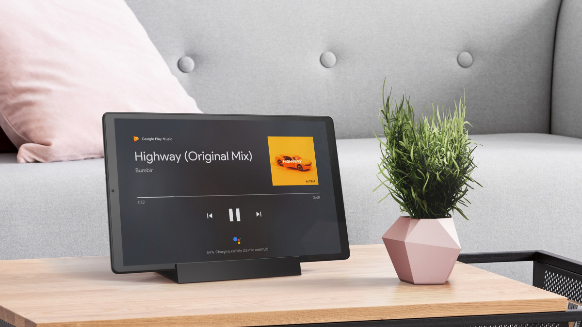 Lenovo Smart Tab M10 FHD Plus (2nd Gen)