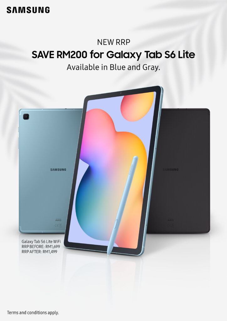 Price Adjustment For Samsung Galaxy A12 And Galaxy Tab S6 Series; Up To RM200 Off! 16