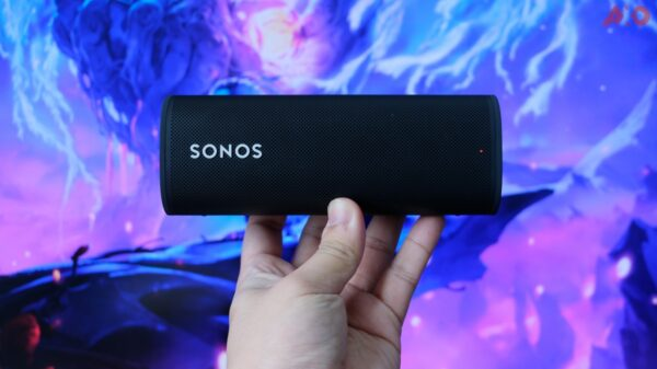 Sonos Roam Smart Ultraportable Speaker
