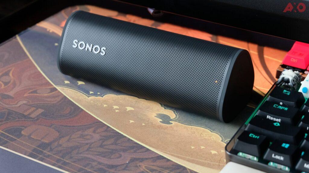 Sonos Roam Smart Ultraportable Speaker