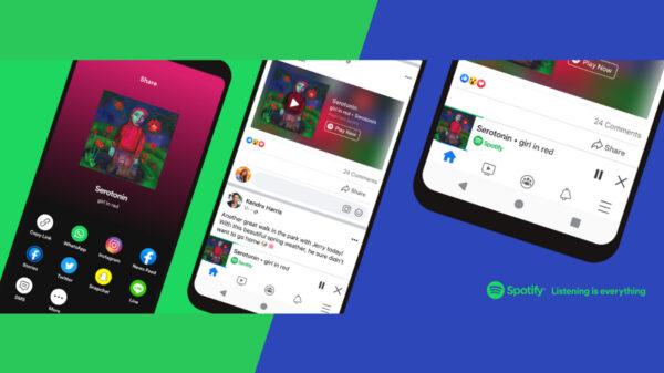 Spotify Miniplayer