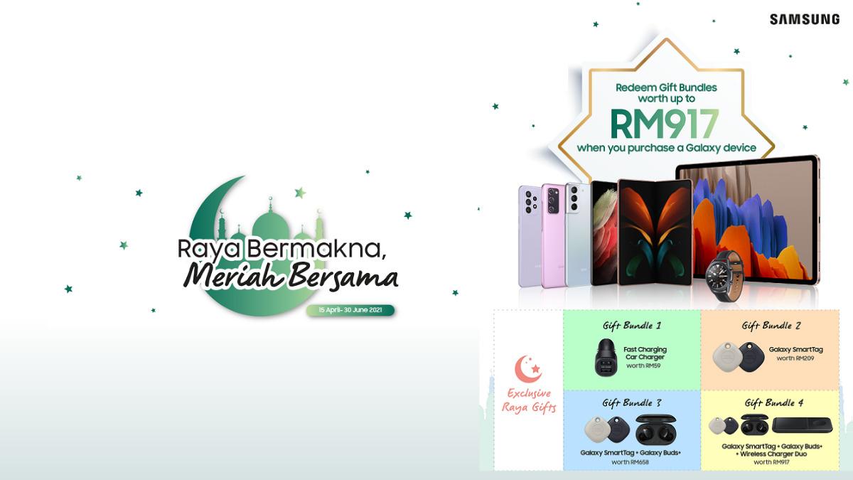 "Samsung ""Raya Bermakna, Meriah Bersama"" Campaign"
