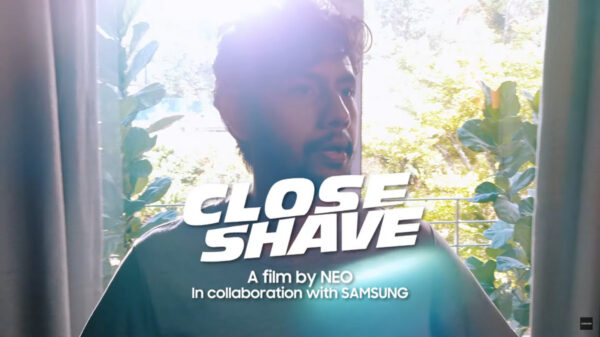 Samsung Galaxy Close Shave Short Film