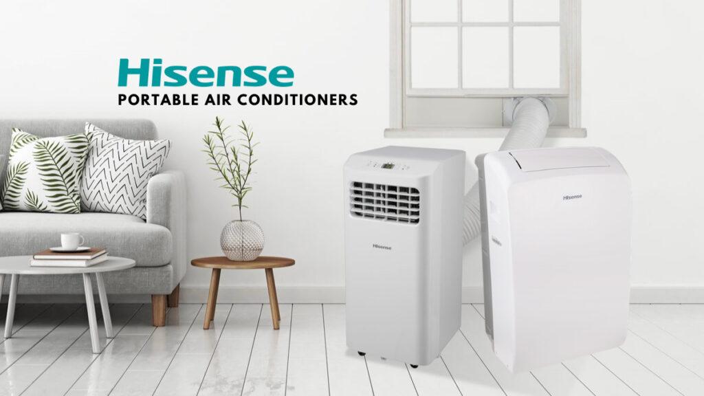 hisense portable air conditioners