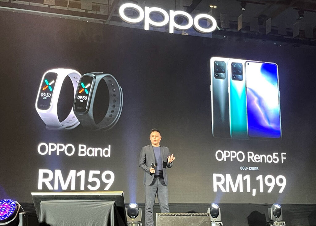 OPPO Reno5 F Debuts In Malaysia For RM1,199; OPPO Band Launched For RM159 19