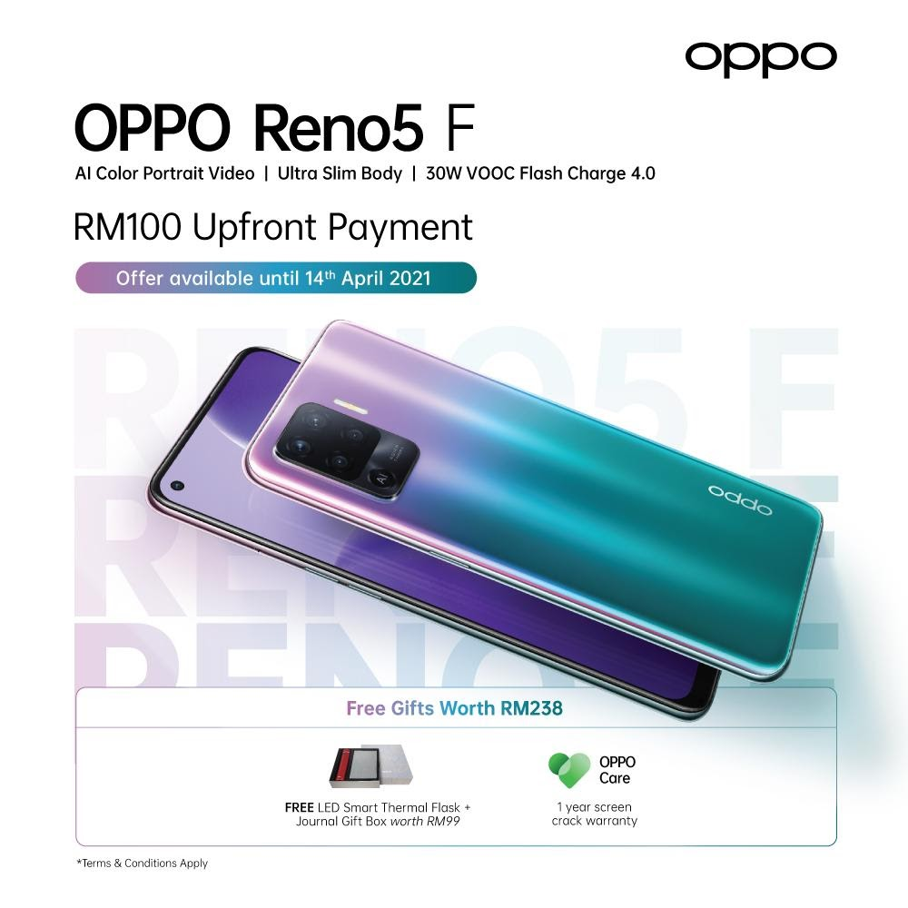 OPPO Reno5 F