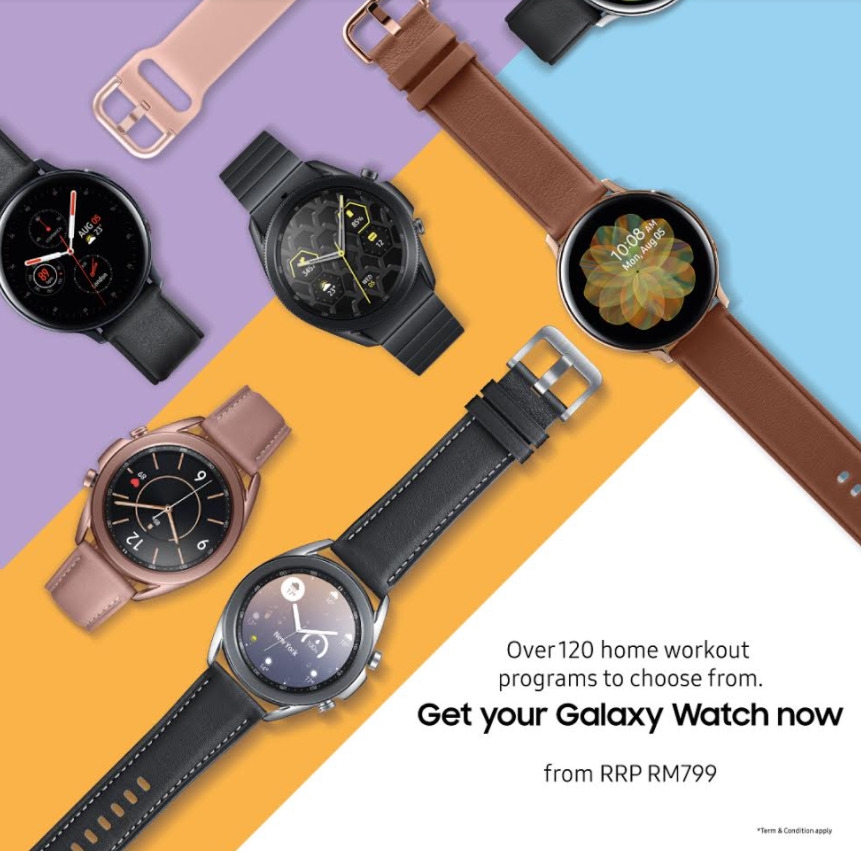 Samsung Galaxy Watch Price Adjustment