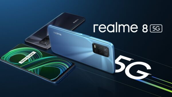 realme 8 5G features 3GB Virtual RAM with the new dynamic RAM expansion Technology 15