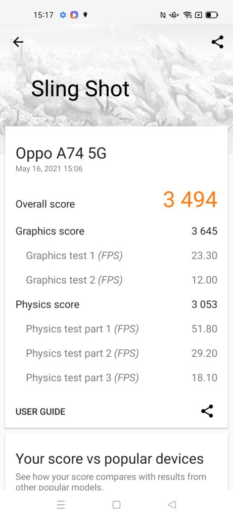 OPPO A74 5G review: Stylish And Premium, with A touch Of 5G 28