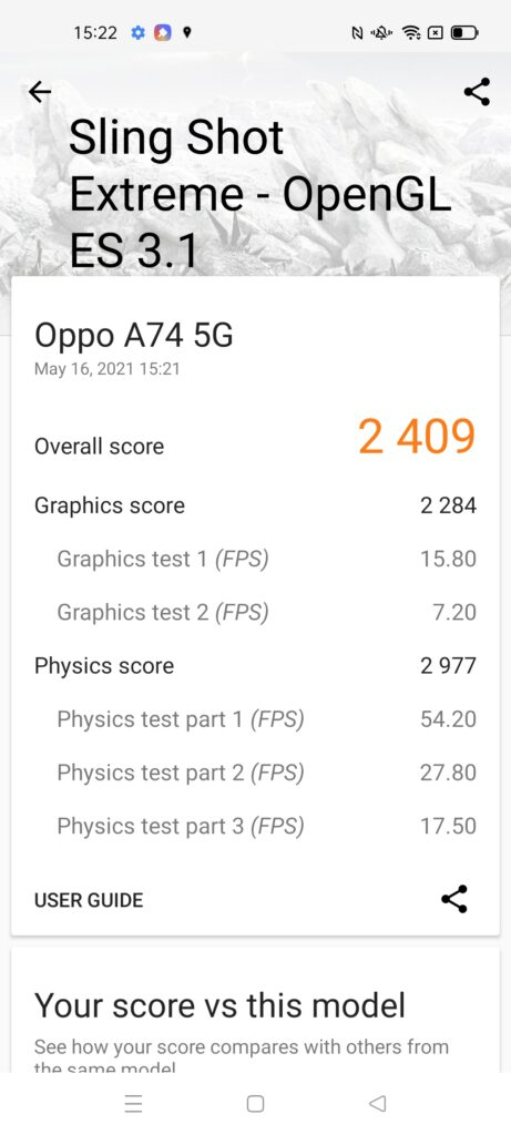 OPPO A74 5G review: Stylish And Premium, with A touch Of 5G 29