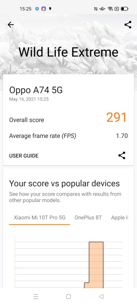 OPPO A74 5G review: Stylish And Premium, with A touch Of 5G 31
