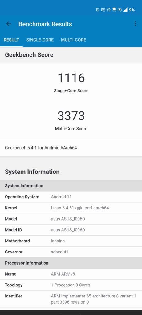 Asus zenfone 8 Review: Crouching Smartphone, Hidden Snapdragon 18