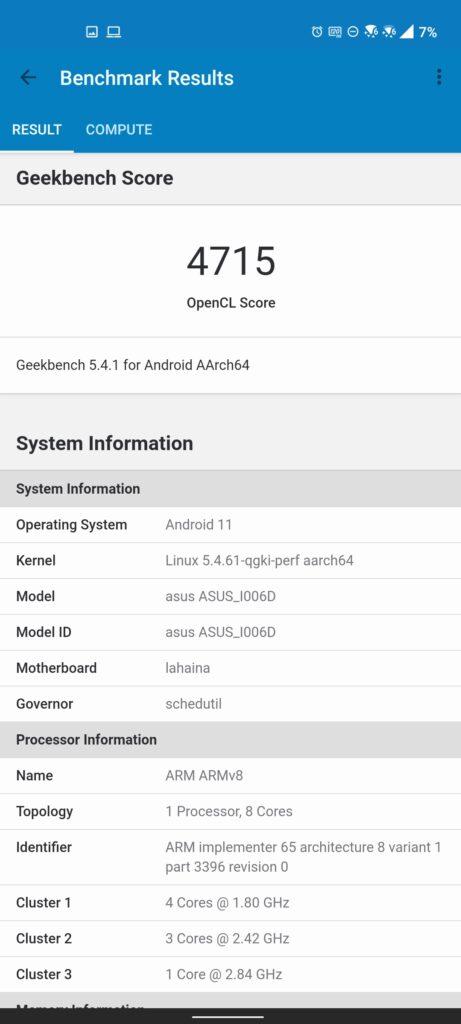 Asus zenfone 8 Review: Crouching Smartphone, Hidden Snapdragon 21