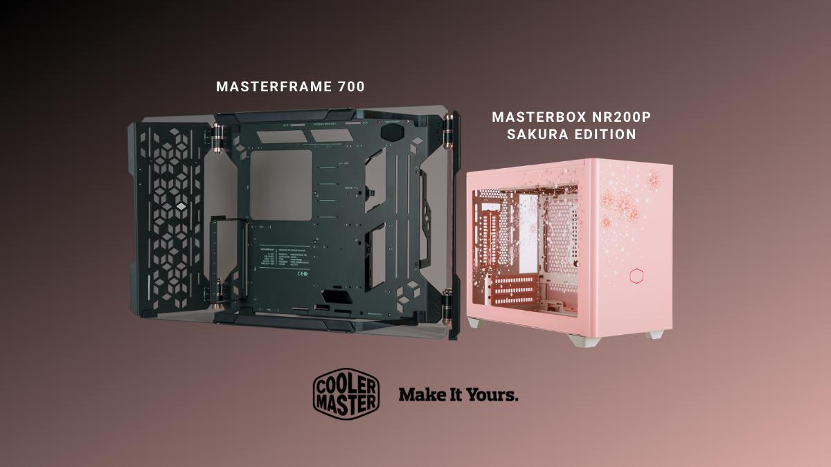 Cooler Master MasterFrame 700 NR200P Sakura Edition