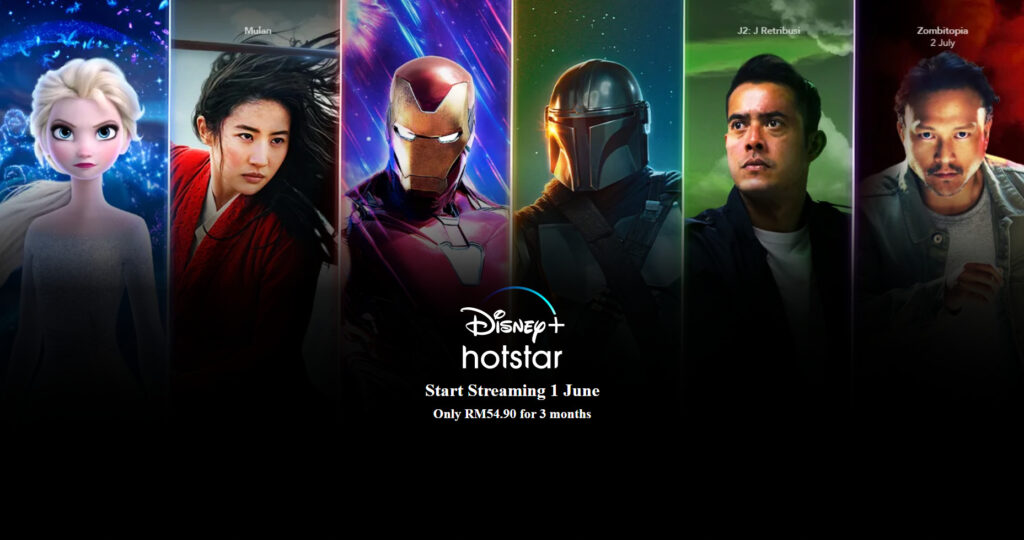 Disney+ Hotstar Officially Launching In Malaysia This June; Priced At RM54.90 For 3 Months 6