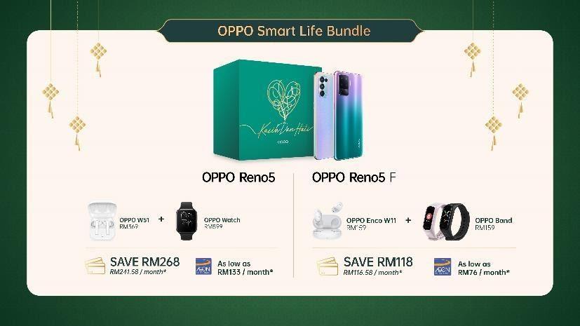 OPPO Reno5 Series