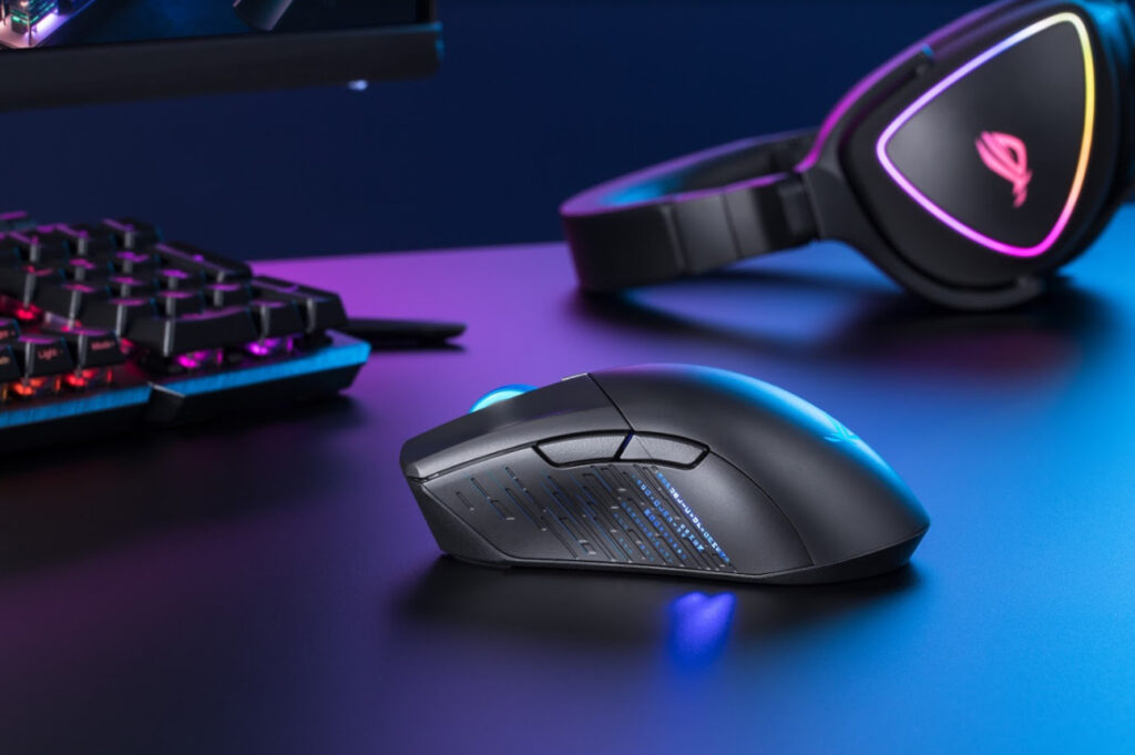 ASUS ROG Claymore II Gaming Keyboard And Gladius III Series Gaming Mouse Launched; Priced From RM299