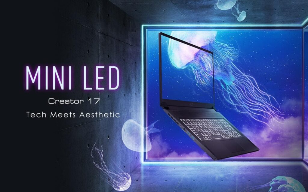 MSI Unveils New Gaming And Creator Series Laptop Lineup , Featuring 11th Gen Intel Core H Series CPUs