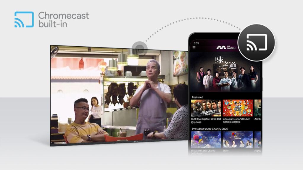 PRISM+ Q Series Android TVs
