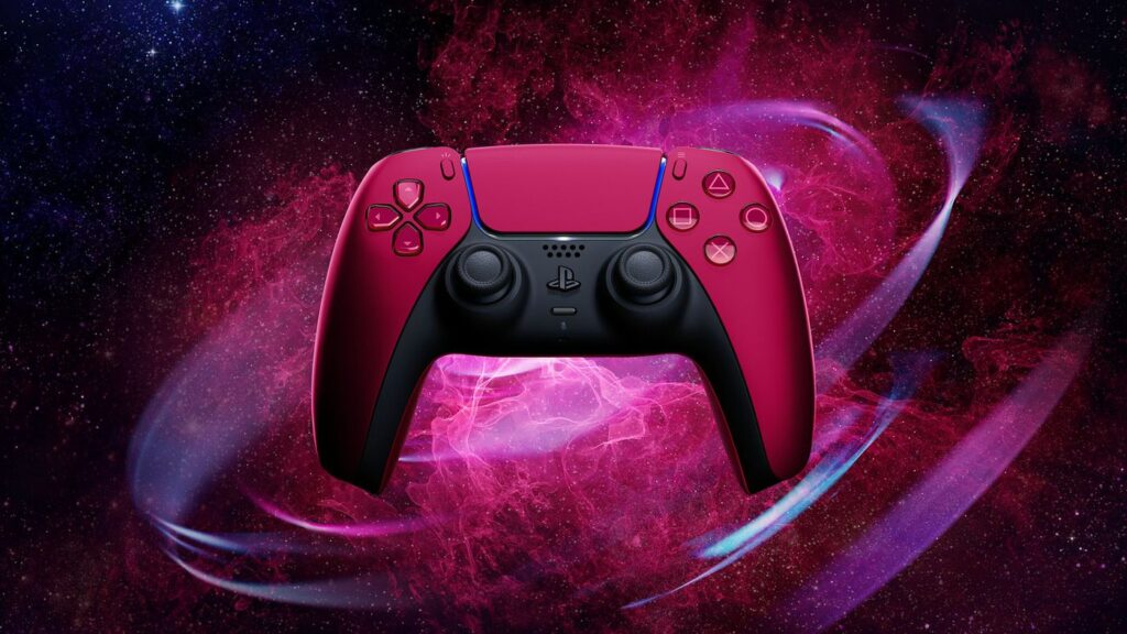 PS5 DualSense Controllers In Midnight Black And Cosmic Red To Arrive In Malaysia On 10th June From RM349 15