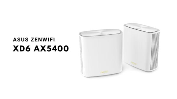 ASUS ZenWiFi XD6 AX5400