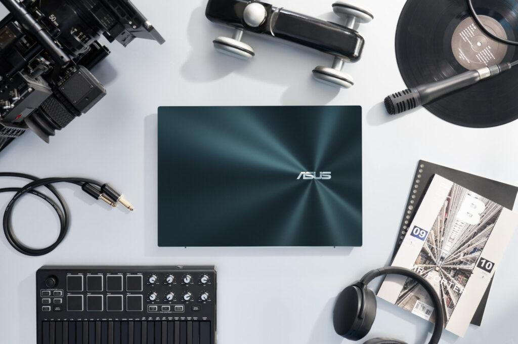 Asus ZenBook Pro Duo 15 OLED ZenBook 13 OLED