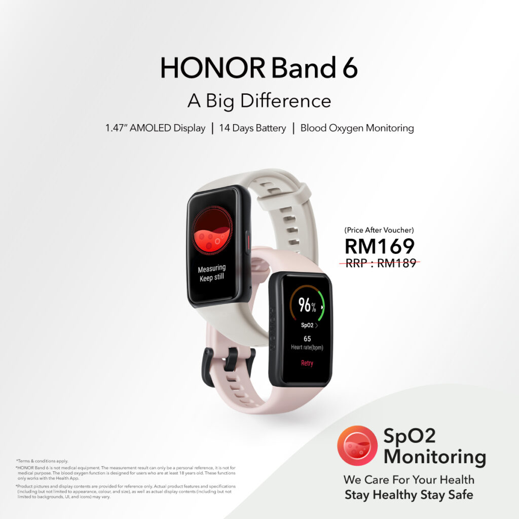 HONOR Malaysia's Mid Year Sale: Purchase products And Enjoy Rewards Worth Up To RM400 9