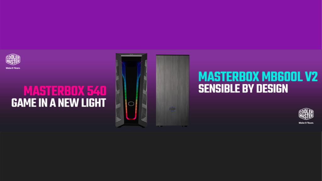 Cooler Master MasterBox