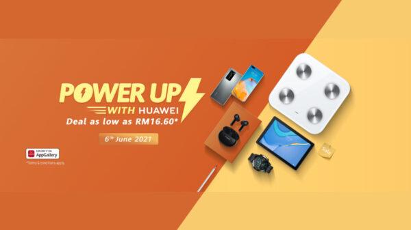 Huawei Power Up Deals