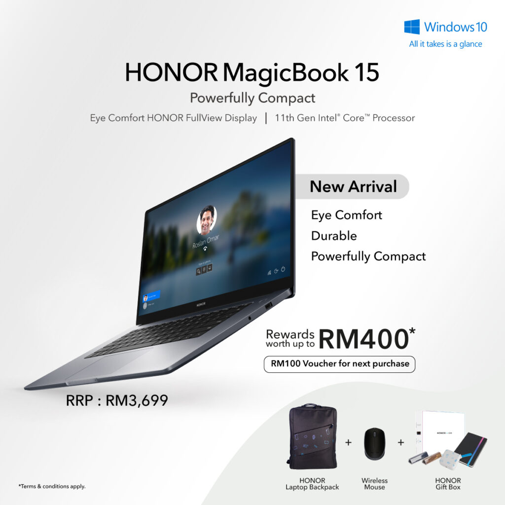 HONOR Malaysia's Mid Year Sale