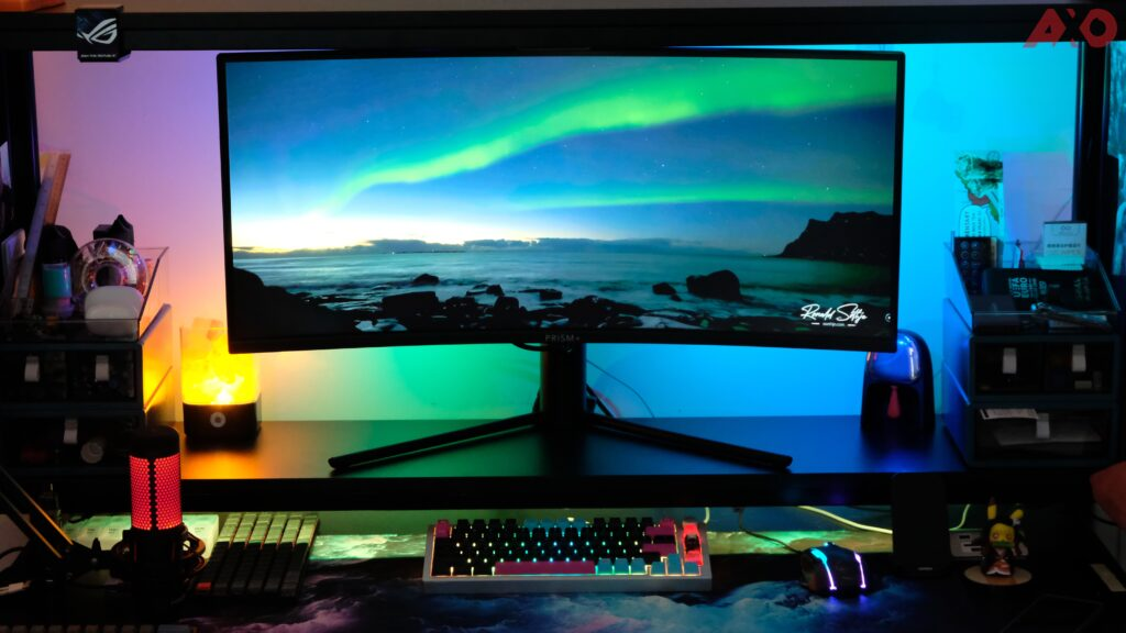 PRISM+ X340 Pro 165Hz Review: Best Value For Money UWQHD Curved Ultrawide Monitor 29