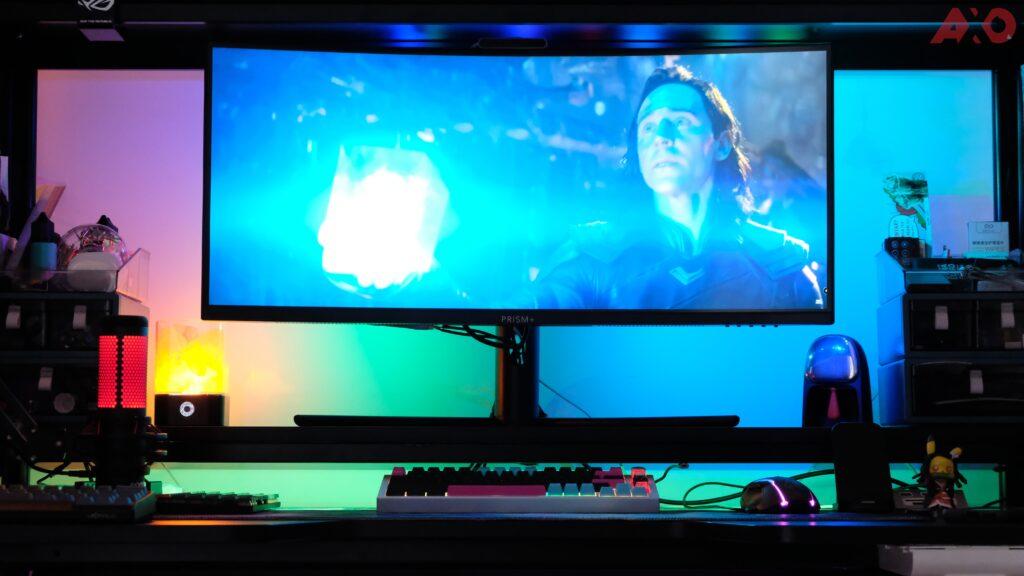 PRISM+ X340 Pro 165Hz Review