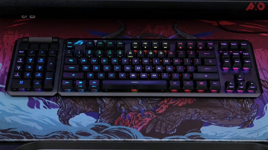 Asus ROG Claymore II Review: Gamer's Ultimate Luxury Mechanical Keyboard