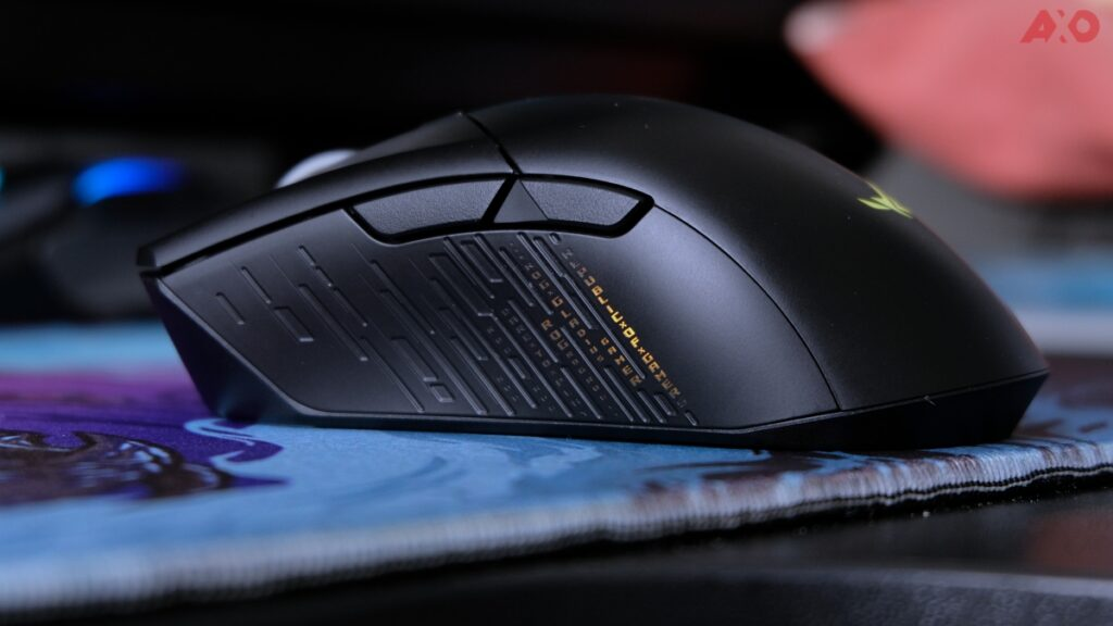 Asus ROG Gladius III Wireless Review: Great High-End Features In Compact Minimalist Body 32
