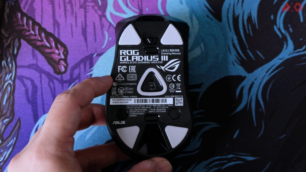 Asus ROG Gladius III Wireless Review: Great High-End Features In Compact Minimalist Body 22