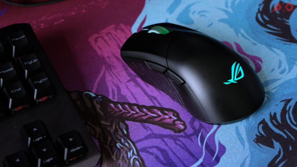 Asus ROG Gladius III Wireless Review: Great High-End Features In Compact Minimalist Body 33