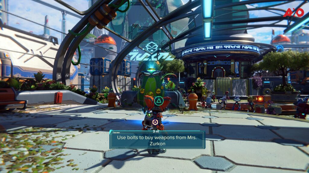 Ratchet and Clank: Rift Apart review - A World-Jumping trip Across Space and Dimensions! 27