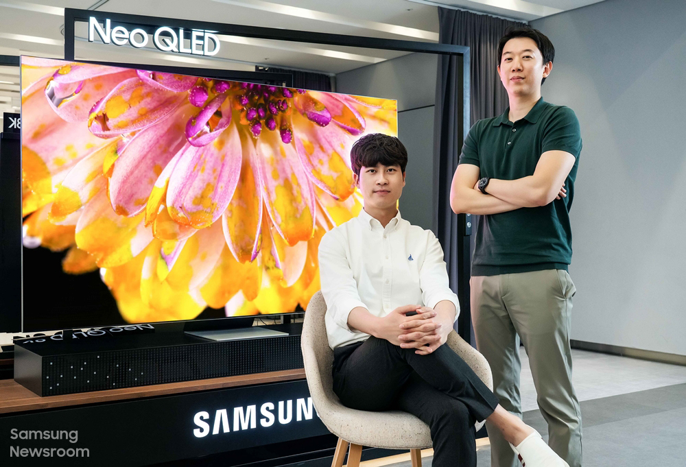 How Samsung Is Bringing a World of Hyper-Personalization to Users With Their Innovative TV Products 22